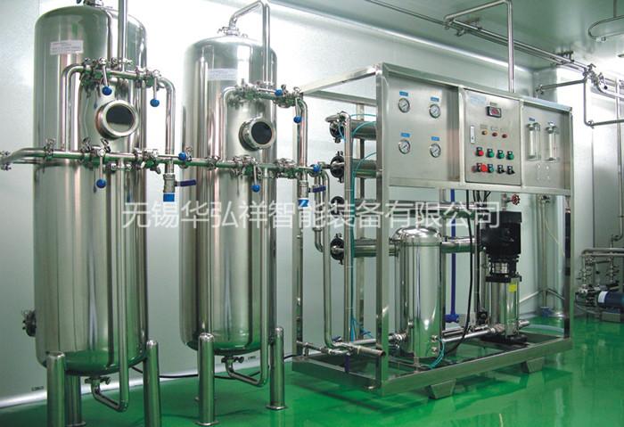 反渗透水处理装置